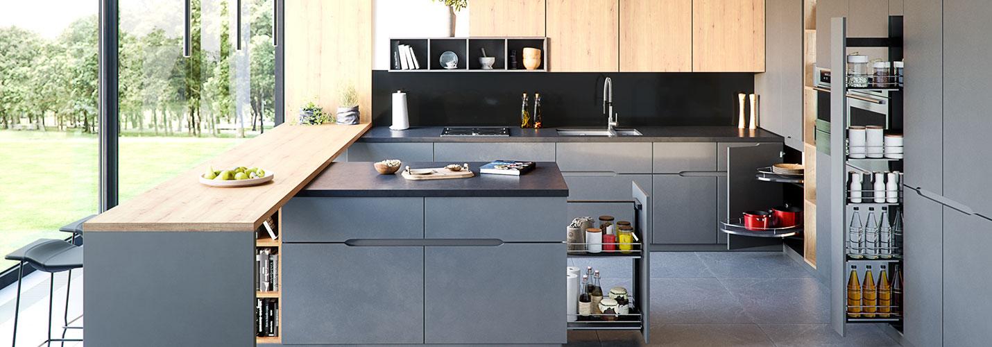 Maximize Utilization with Corner Storage Cabinets