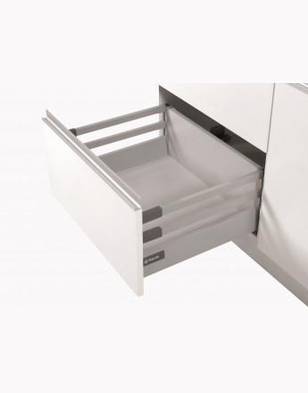 Comfort Box Front drawer - push open - rectangular