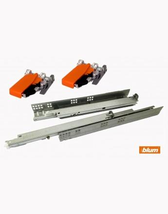Full extension BLUM TANDEM drawer runners 560F - Sizes 300mm-600mm