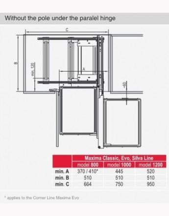 Maxima Classic - 800, 1000, 1200 - wire