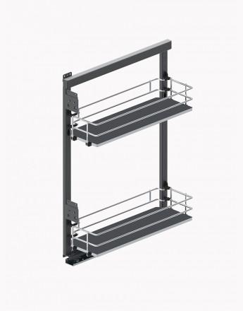 CARGO MINI - MAXIMA SILVA - kitchen, storage solution