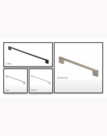 BOSS BAR 819 - kitchen, bedroom and office cabinet door handle