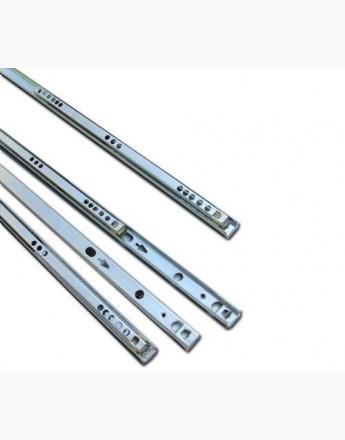 5 pairs metal ball bearing drawer runner, draw depth for 17mm